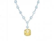 伝説のジュエリー「ティファニーダイヤモンド」などのアーカイブコレクションを特別展示