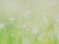 アベリがダイヤモンドを連ねた春夏の新作コレクションをニューリリース
