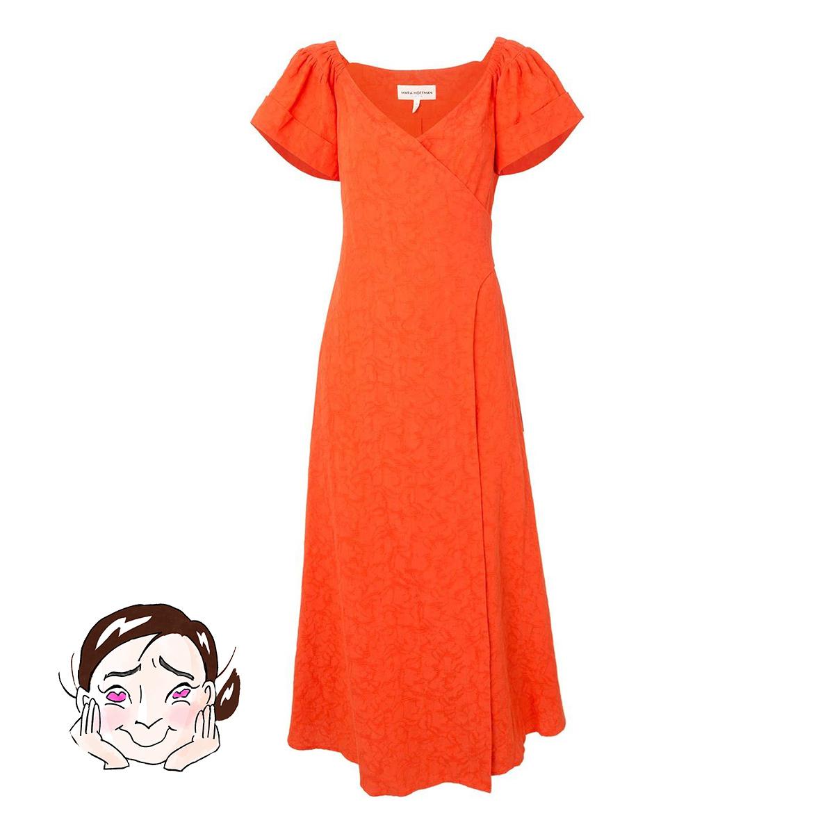 マラ・ホフマンのドレス by スタイリストS