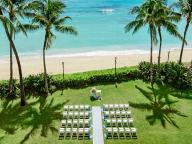 ワイキキのビーチフロントを独占! 「ザ・モアナチャペル」で2020年夏、ガーデン挙式が可能に