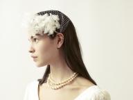 【H.P.FRANCE BIJOUX】アートピースのように輝きを放つドレス&小物を発信