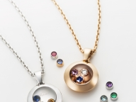 ハッピーダイヤモンド40周年を記念した「ショパール」のポップアップストアが阪急うめだ本店にお目見え