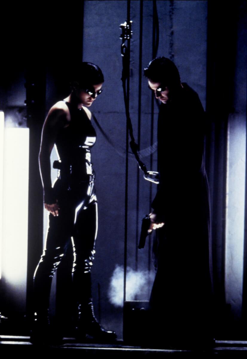 1999年に公開された映画『マトリックス』は、キアヌ・リーブスの代表作のひとつ。