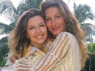 ジゼル・ブンチェン、双子の妹とのレアなツーショットを投稿! 互いの誕生日を祝福する