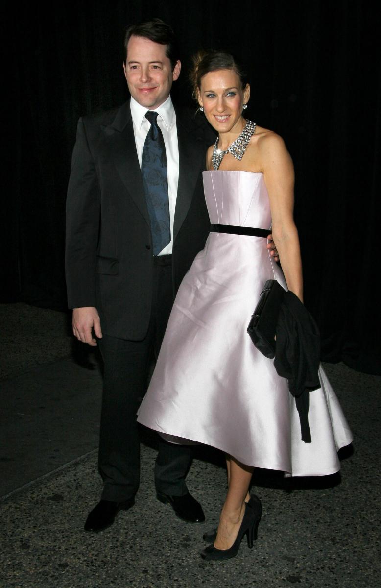 【THEN】息ぴったり! おしどり夫婦のドレススタイル