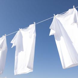 白い服の心得 #深夜のこっそり話 #723