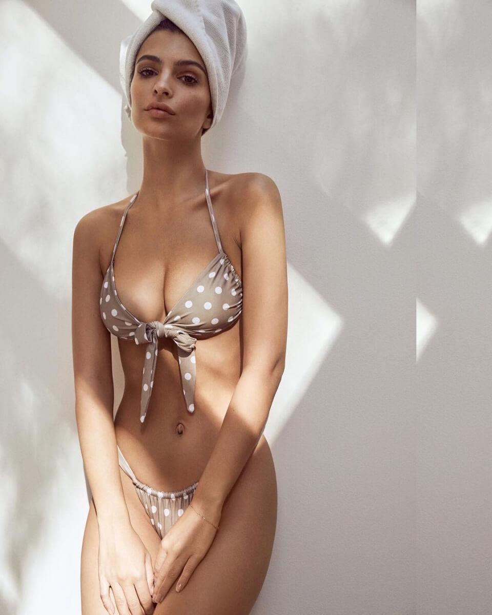 2017年には自身の水着ブランドをローンチさせたエミリー・ラタコウスキー。