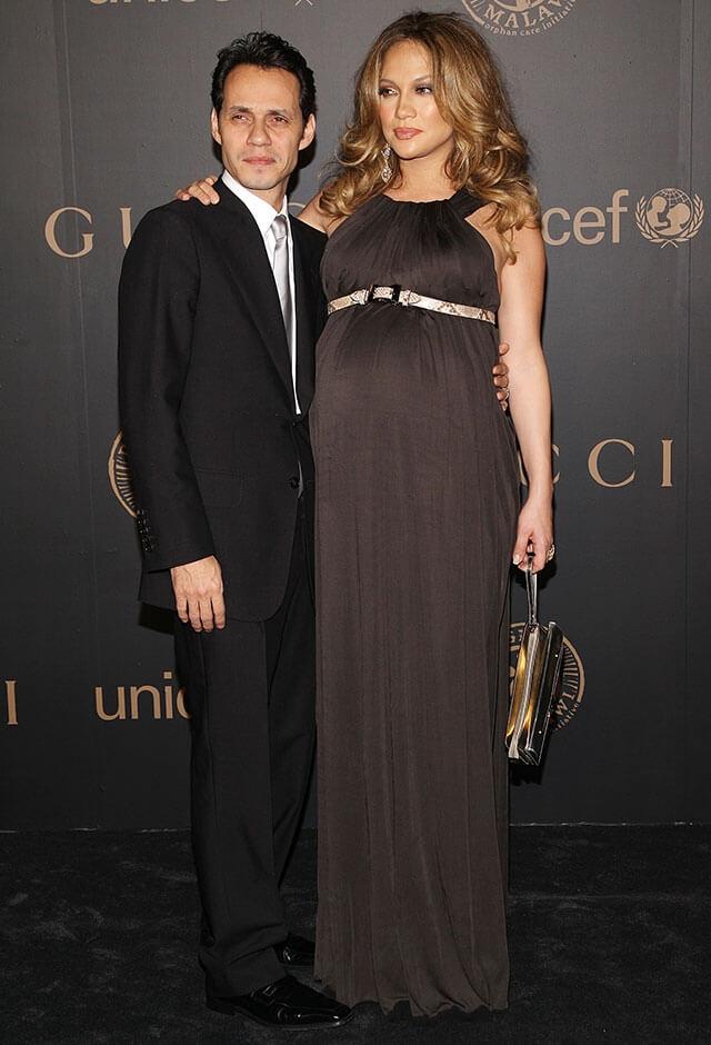 2004年、ラテン歌手のマーク・アンソニーと結婚したジェニファー・ロペス。2008年には双子の男女をもうけたが、2011年に離婚が成立。
