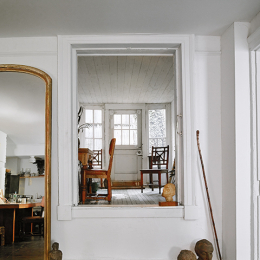 グリニッチビレッジの面影を残すアパートメントに暮らして<前編>