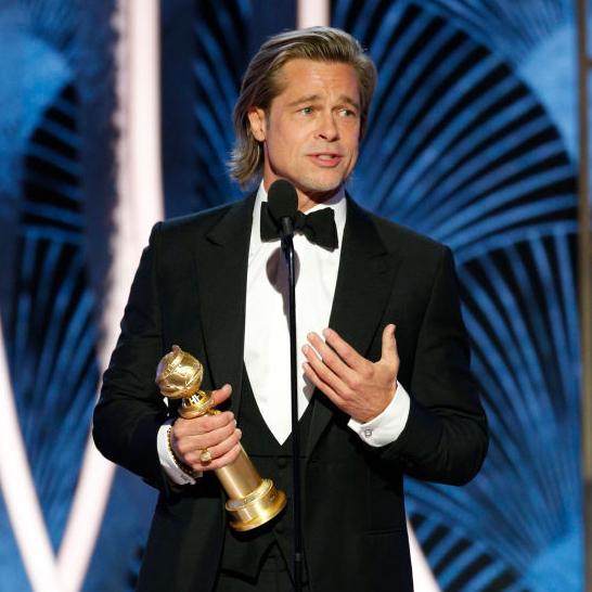 ブラッド・ピットの自虐スピーチほか、ゴールデングローブ賞で話題の受賞者&スピーチ