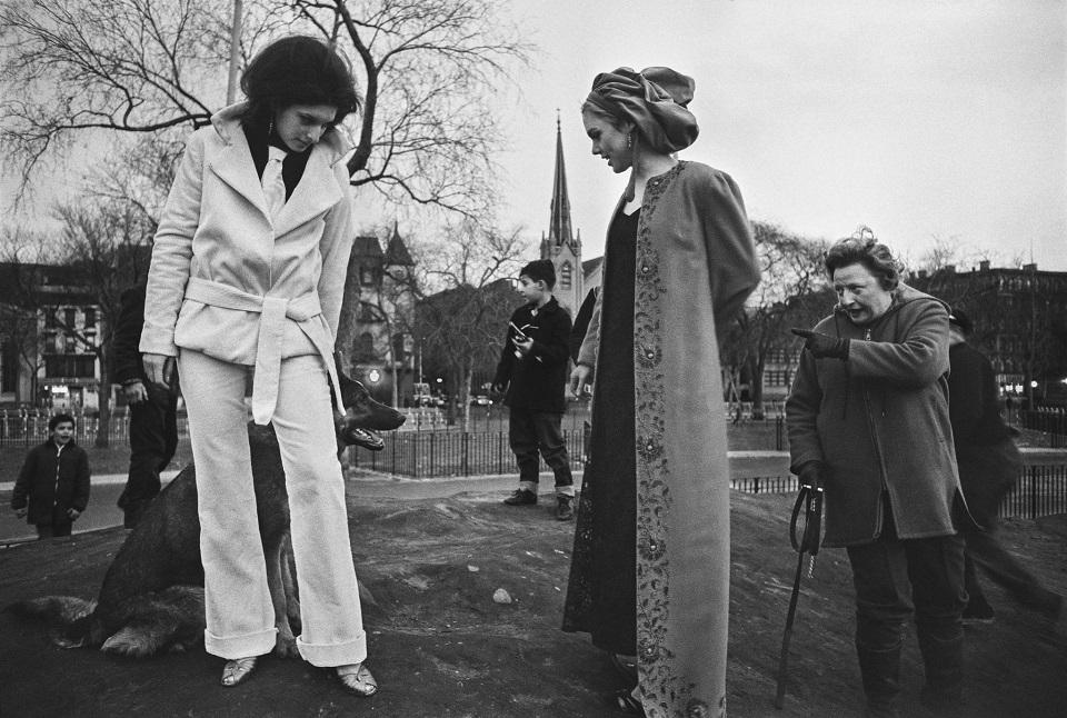 (3点とも)「ファッション撮影」(1966年)
