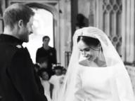 結婚1周年を迎えたヘンリー王子&メーガン妃、結婚式の秘蔵写真を公開!
