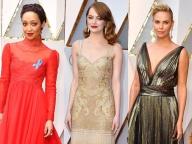 総勢37名! 第89回アカデミー賞授賞式のレッドカーペットで、セレブのドレススタイルをキャッチ