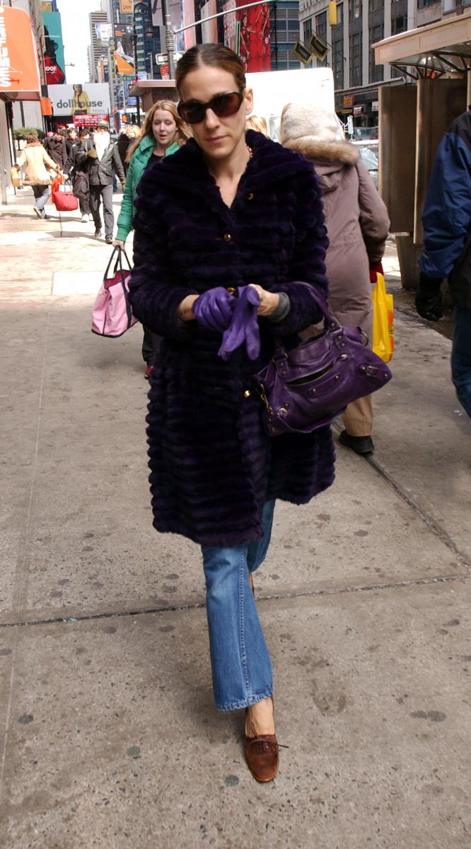 【THEN】ファーコートでデニムスタイルをブラッシュアップ