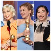 ブラッド・ピットの自虐スピーチからアジア系女優の快挙まで! 第77回ゴールデングローブ賞で話題の受賞者&スピーチ5選