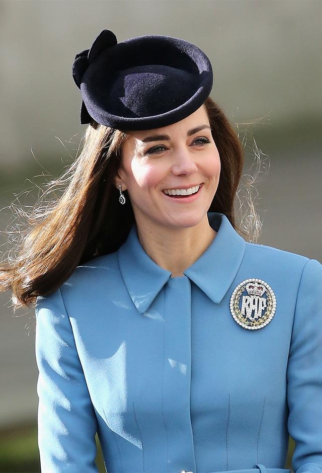 イギリス王室ウィリアム王子の妻キャサリン妃。