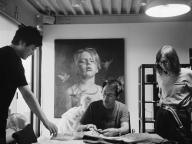 アンダーカバーのスタジオで高橋 盾の内なる世界をのぞく