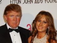 Donald Trump&Melania Knauss/ドナルド・トランプ&メラニア・クナウス