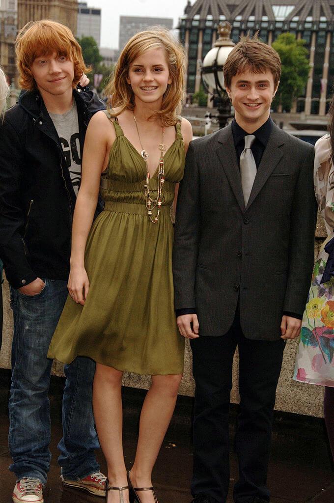 『ハリー・ポッター』シリーズがダニエル・ラドクリフの代表作となった。