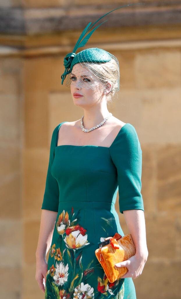 ヘンリー王子の結婚式で脚光を浴びたキティ・スペンサー。