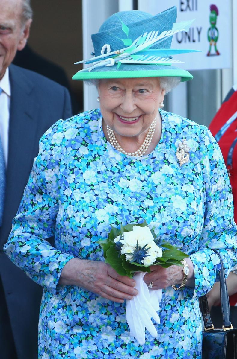 エリザベス女王の「好き」が詰まったワンピースルック