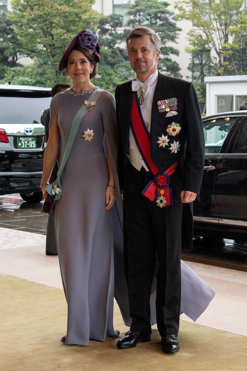 世界のロイヤルファミリーが天皇陛下の「即位礼正殿の儀」に参列