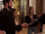 マイリー・サイラス&リアム・ヘムズワースが電撃結婚!? ケーキ入刀シーンが拡散される