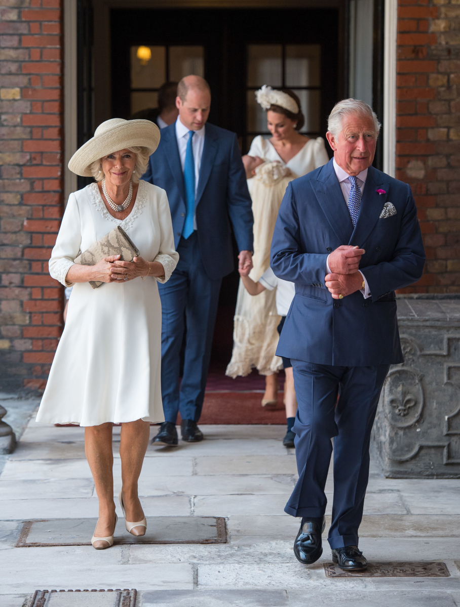 チャールズ皇太子とカミラ夫人。Photo:Getty Images
