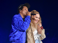 ビヨンセ&ジェイ・Zの夫婦ツアーがスタート! 過去の離婚報道を匂わせる演出も!?
