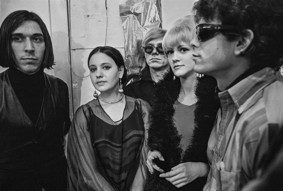 「ファッション撮影」(1966年)