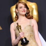 最も稼いだ女優はエマ・ストーン! 2017年度の長者番付ランキングが発表