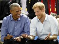 オバマ氏、ハリー王子がインタビュアーを務めたラジオ番組に出演