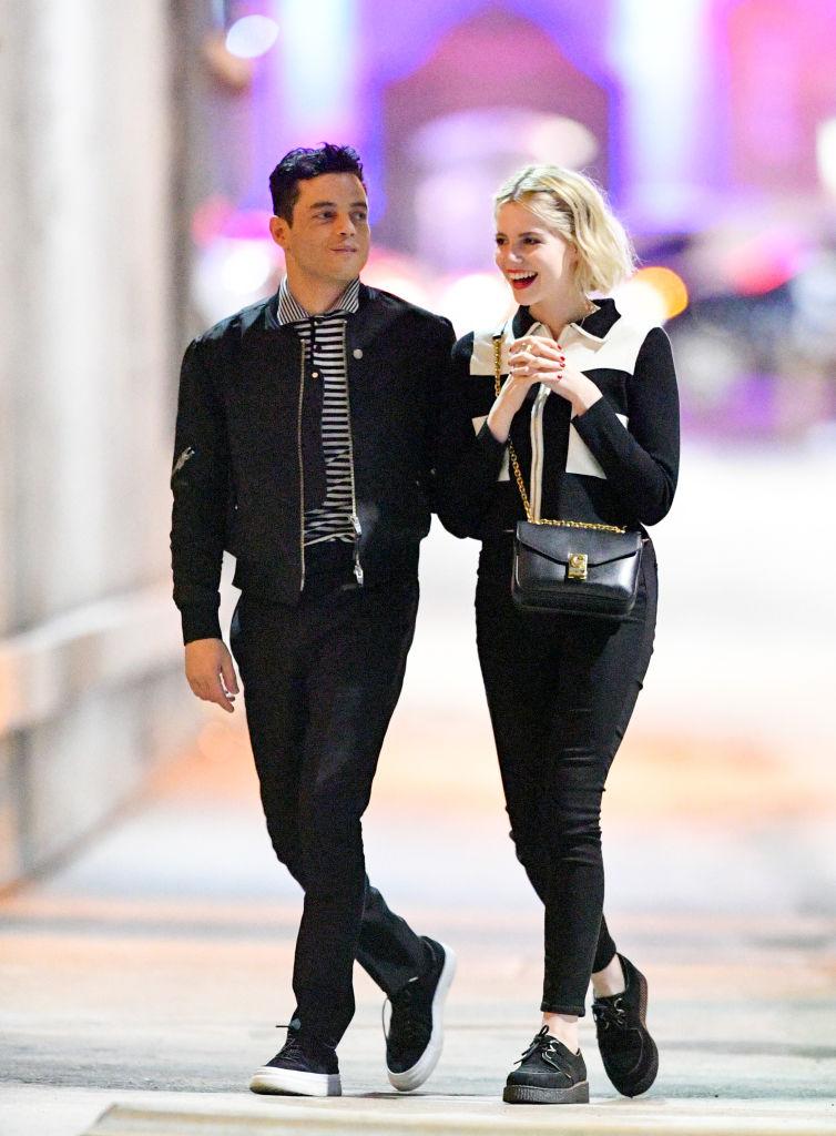 映画『ボヘミアン・ラプソディ』で大ブレイクを果たしたラミ・マレック(37)。私生活では、若手女優のルーシー・ボイントン(25)との交際が話題を集めている。