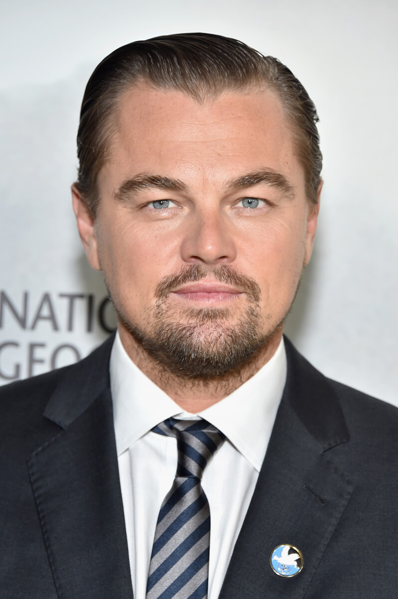 俳優、映画プロデューサー、慈善活動家として活動するレオナルド・ディカプリオのプロフィール。