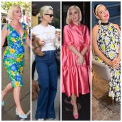 ワンピースからデニムスタイルまで、どの着こなしが好み?