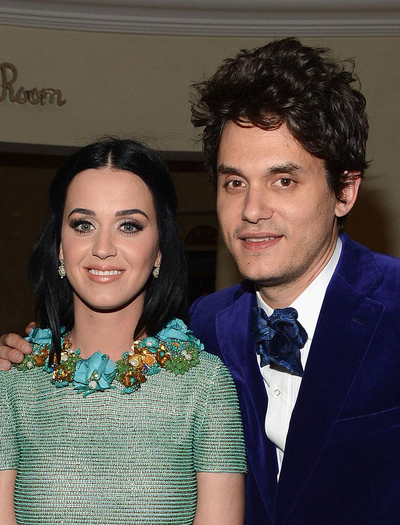 2012年頃からは、ミュージシャンのジョン・メイヤーとの交際が発覚したケイティ・ペリー。