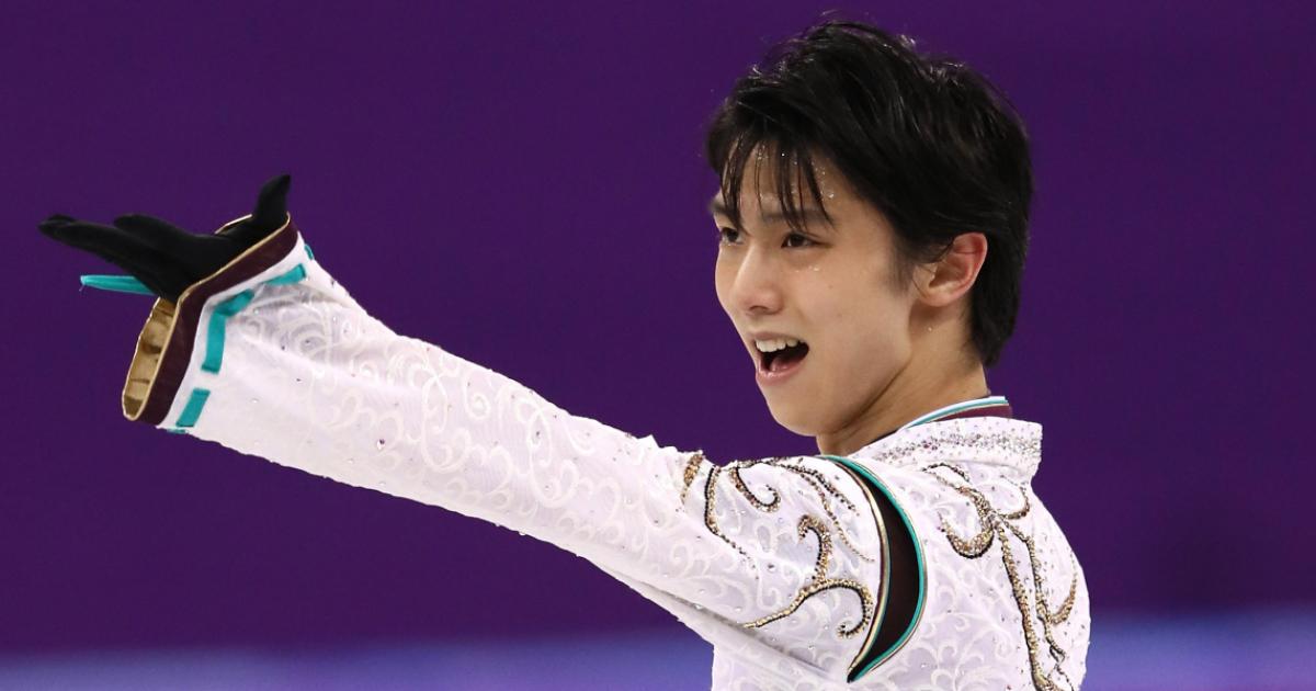 金メダルおめでとう! 羽生結弦選手が平昌五輪で魅せた圧巻の演技を、プレイバック