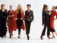 80年代初期、ミューズと呼ばれた女性たち