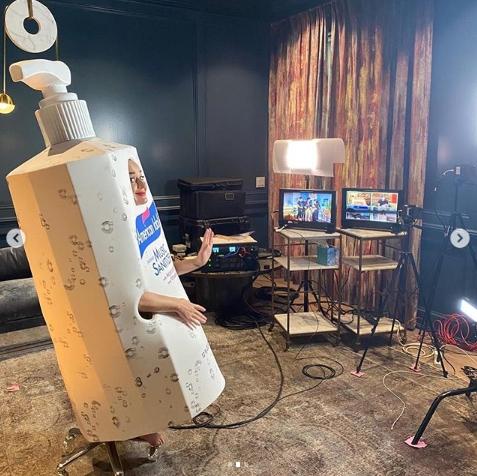 自宅の一室に設置されたハウススタジオがこちら。