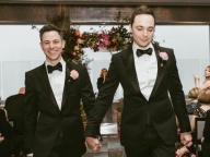 ついに同性婚したカップルから、まさかの離婚となったおしどり夫婦まで。セレブカップルのトピックスをアップデート!