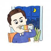 ピロ今トーク! 「夜はサプリよりも、体にいい水を」第10回