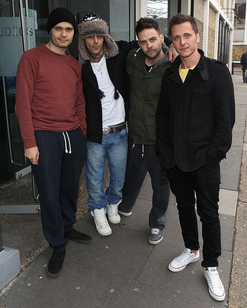 ソロ活動に専念していたショーン以外のメンバーは、解散して5年後の'06年9月に再結成を発表。翌年にはツアーも予定されていたが、レーベルと契約することができず、わずか7カ月でまたもや解散することになってしまった。