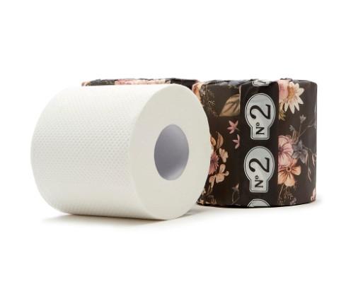 トイレットペーパーは34ドル(約3,700円)するそう。サスティナブルな竹を使用しており、シルクのような滑らかな肌感だとか。