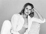 御年73歳! 女優のローレン・ハットンが、カルバン・クラインのアンダーウェアの新広告に登場