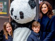 美男美女へと成長! パンダ外交の式典に、デンマーク王室のロイヤルキッズが出席