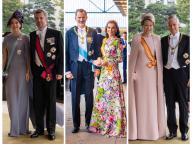 世界のロイヤルファミリーが天皇陛下の「即位礼正殿の儀」に参列! 王妃たちの華やかなドレススタイルをお届け