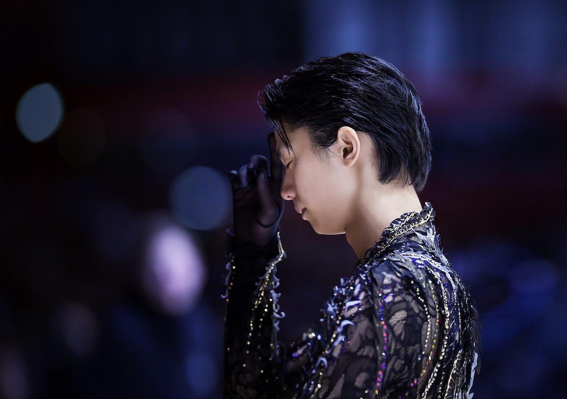羽生結弦選手×雪肌精スペシャルサイトが、3月12日(火)にオープンする。