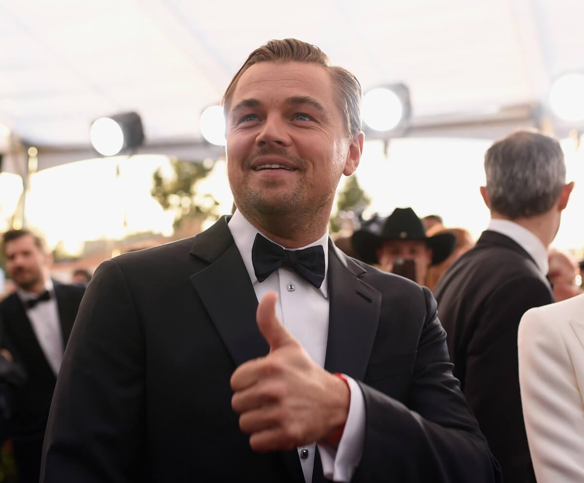 2011年には、推定年収7,700万ドルで「世界で最も稼いだ俳優」の1位にランクインしたレオナルド・ディカプリオ。