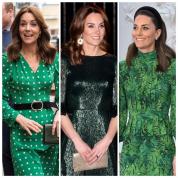 キャサリン妃、アイルランド公式訪問で3パターンのグリーンスタイルを披露! ジョージ王子&シャーロット王女の新たな趣味も明らかに
