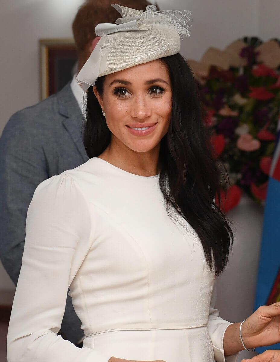1981年8月4日、アメリカ合衆国ロサンゼルス生まれたメーガン妃。